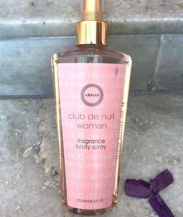 Armaf Club De Nuit (Woman) Fragrance Body Spray Review 1