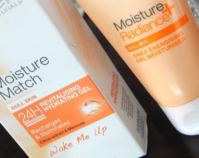 Garnier Skin Naturals Moisture Match Wake Me up Revitalizing Hydrating Gel Review 2