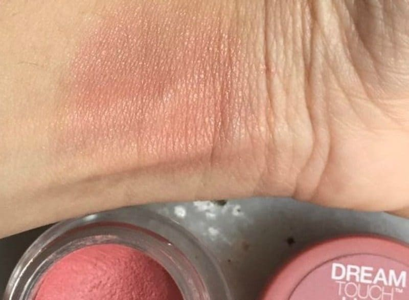 Maybelline Dream Touch Blush 05 Review 3