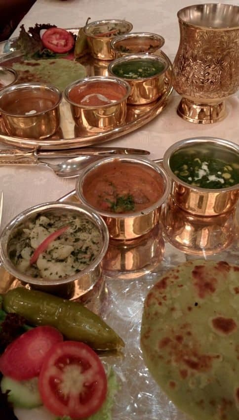 Suvarna Mahal Taj Rambagh Review 2