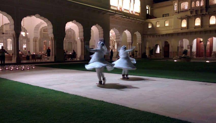 Suvarna Mahal Taj Rambagh Review 6