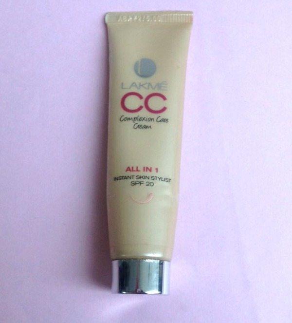 Lakme CC Complexion Care Cream Review