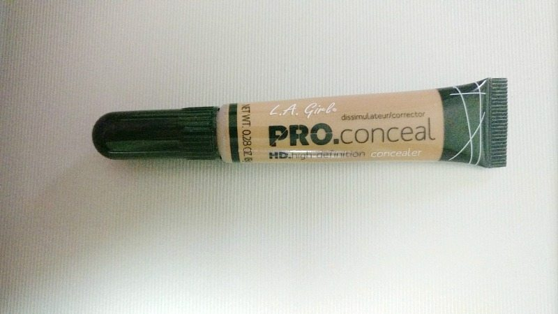 L.A.Girl PRO.Conceal HD Almond Review