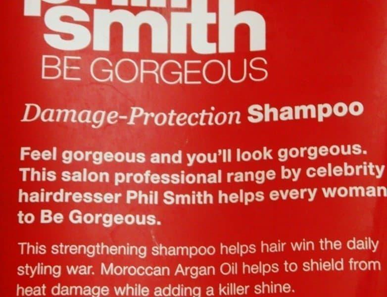Phil Smith SOS Rescue Daily Shampoo Review 4
