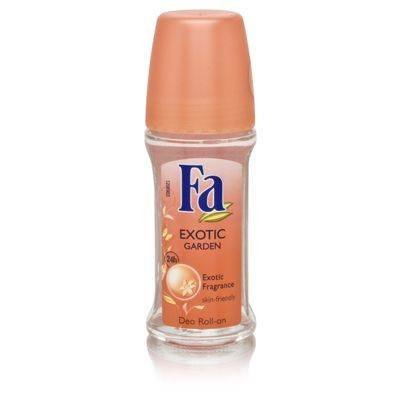 Fa Deodorant Exotic Garden fragrance roll on