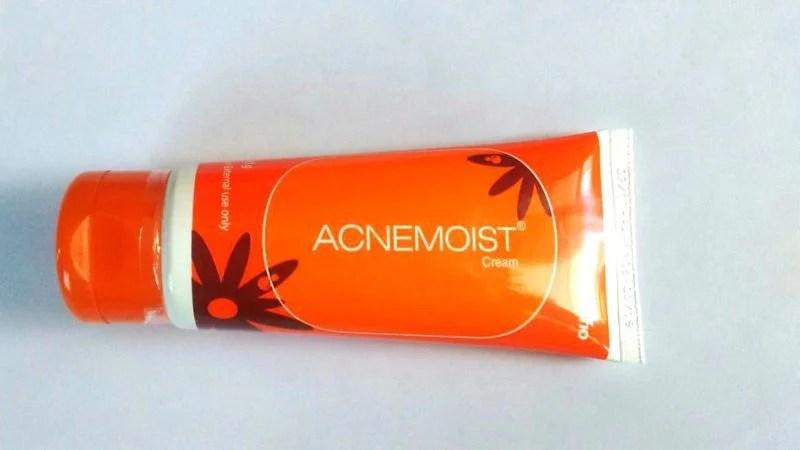 Acnemoist Cream Review