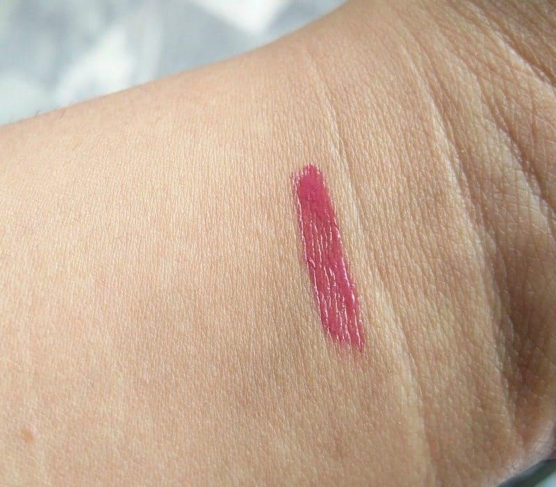 Almay Hybrid Liquid Lipstick Roseberry 2