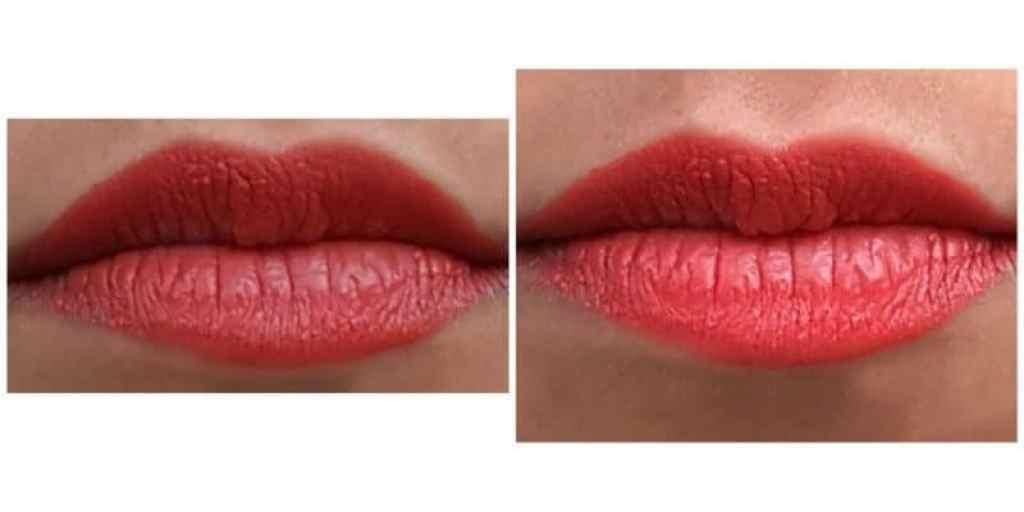 Lakme Enrich Lip Crayon Blushing Pink 3