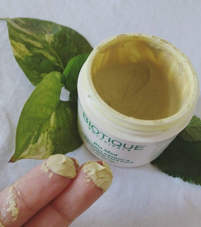 Biotique Bio Mud Review 3