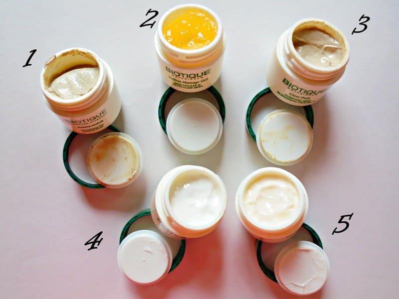 Biotique Facial Kit Party Glow 3