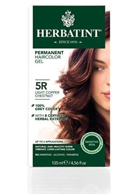 Which are the Best Herbal Hair Color Brands India 2019 ? 5