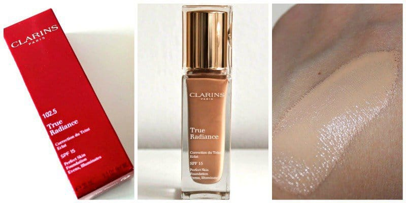 Clarins Perfect Radiance Foundation