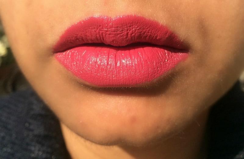 Colorbar Take Me As I Am Lipstick Plum Rage 021 4