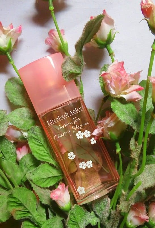 Elizabeth Arden Green Tea Cherry Blossom EDT Review