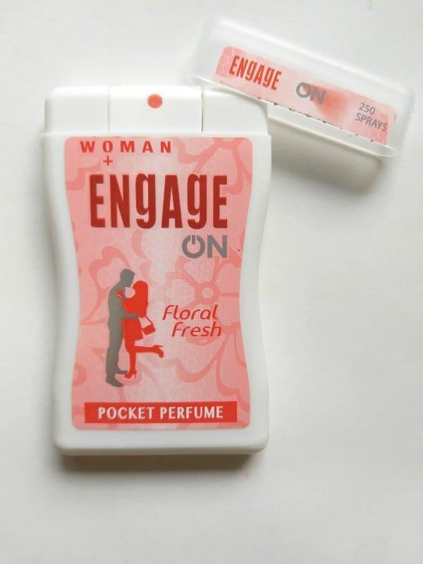 Engage Floral Fresh Perfume