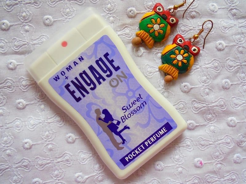 Engage Pocket Perfume Sweet Blossom 1