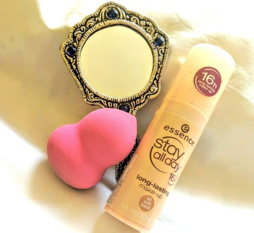 Essence Stay All Day 16h Long Lasting Makeup Foundation Review