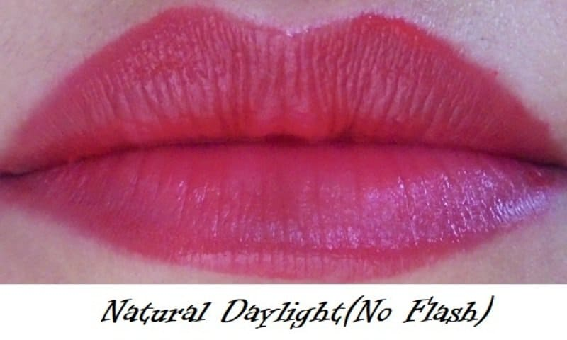 Essence XXXL Longlasting Lip Gloss 07 Silky Red Review 5