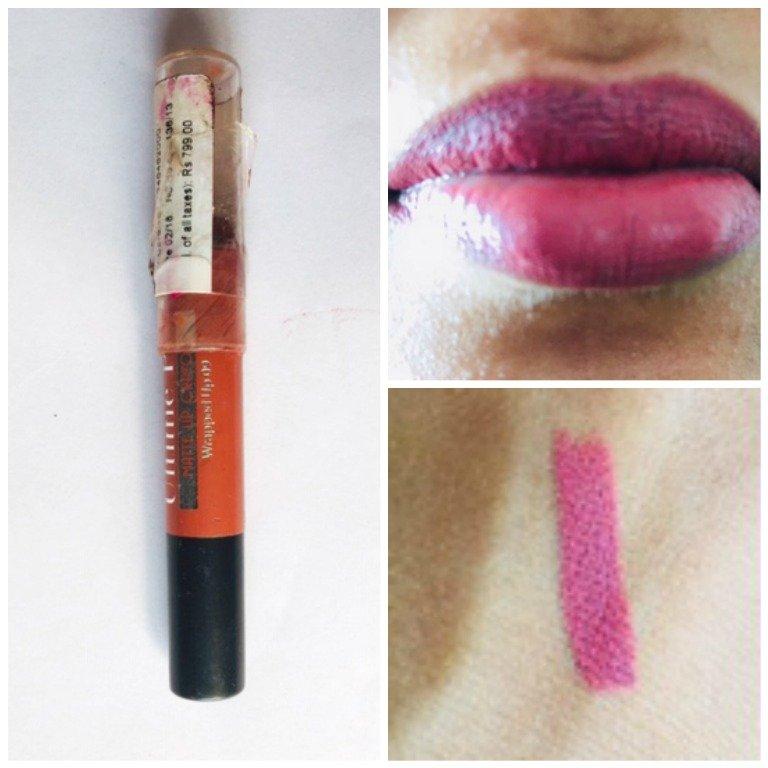 Faces Blushing Nude Matte Lip Crayon