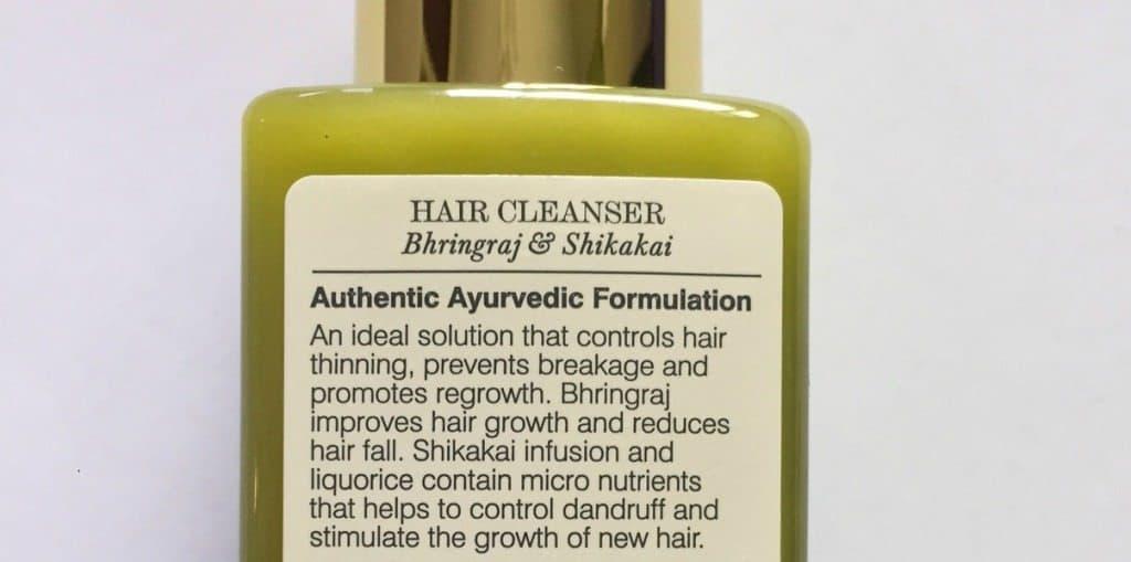 Forest Essentials Hair Cleanser Bhringraj and Shikakai 2