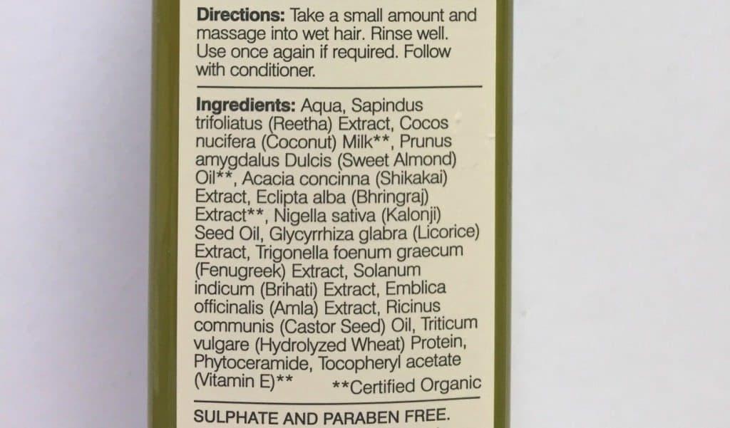 Forest Essentials Hair Cleanser Bhringraj and Shikakai 3