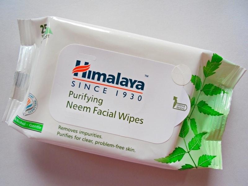 Himalaya Herbals Purifying Neem Facial Wipes
