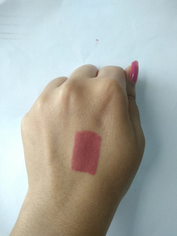 The Faces Ultime Pro Intense Matte Lipstick+ Primer Magnetic 02 1