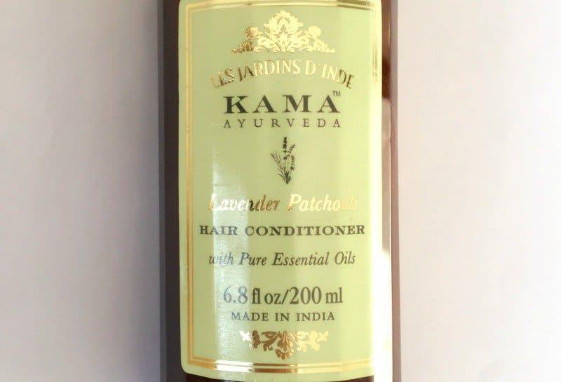 Kama Ayurveda Lavender Patchouli Hair Conditioner
