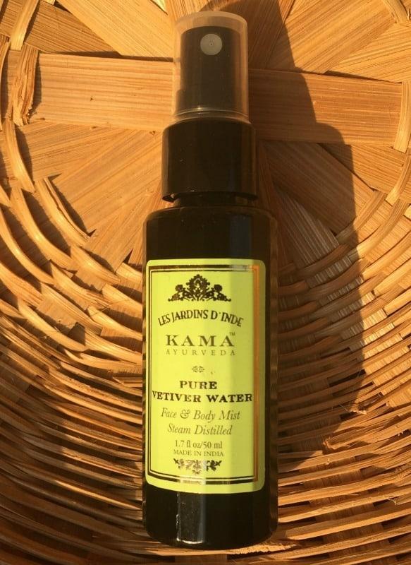Kama Ayurveda Vetiver Water to Refresh
