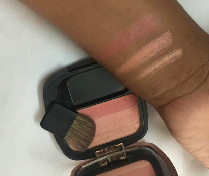 L'Oreal Paris Lucent Magique Blush Blushing Kiss 04 Sunset Glow Review 1