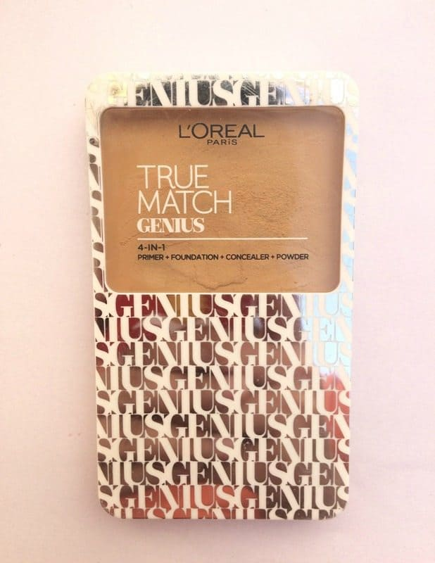 L'oreal True Match Genius 4 In 1 Foundation Review