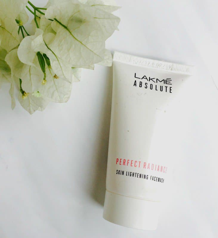 Lakme Absolute Perfect Radiance Skin Lightening Face Wash