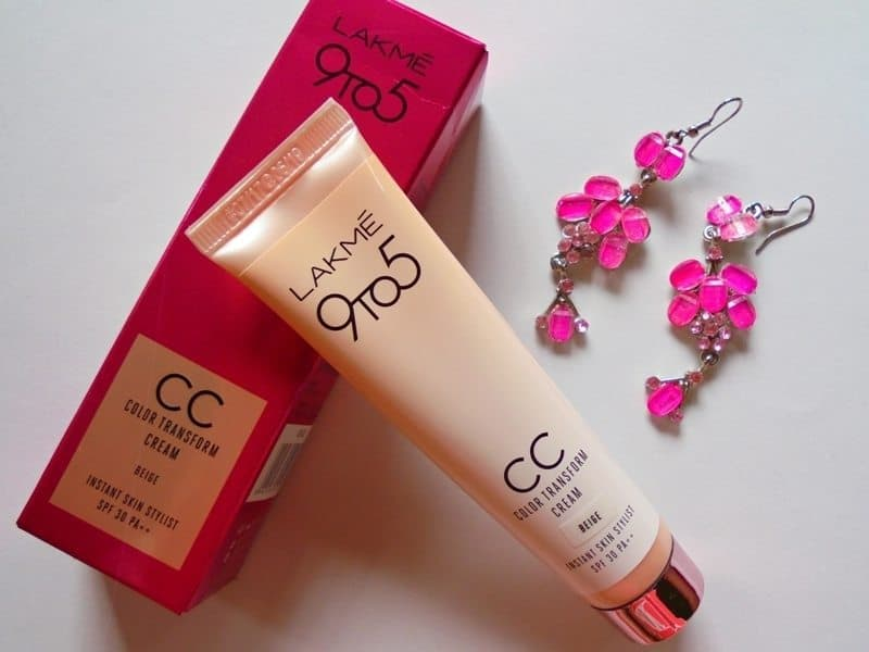 Lakme CC Color Transform Cream Beige Review