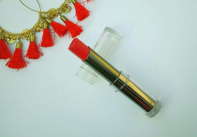 Lakme Gloss Addict Red Delight