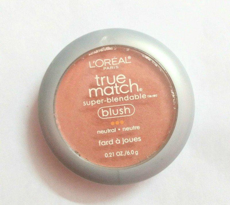 Loreal Paris True Match Super Blendable Blush Apricot Kiss