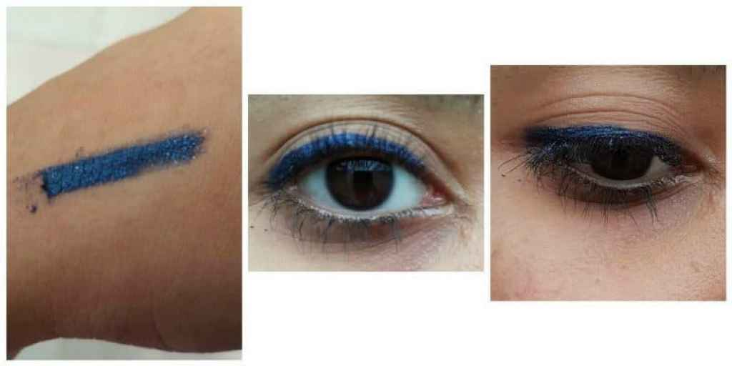 MAC Pearlglide Intense Eye Liner Petrol Blue 9