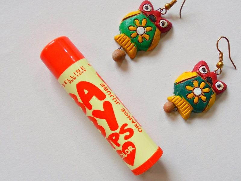 Maybelline Baby Lips Candy Rush Orange Jujube Review