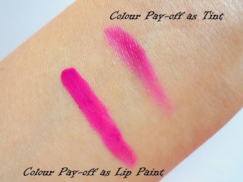 Maybelline Color Jolt Matte Intense Lip Paint 07 Vanity Violet Review 2