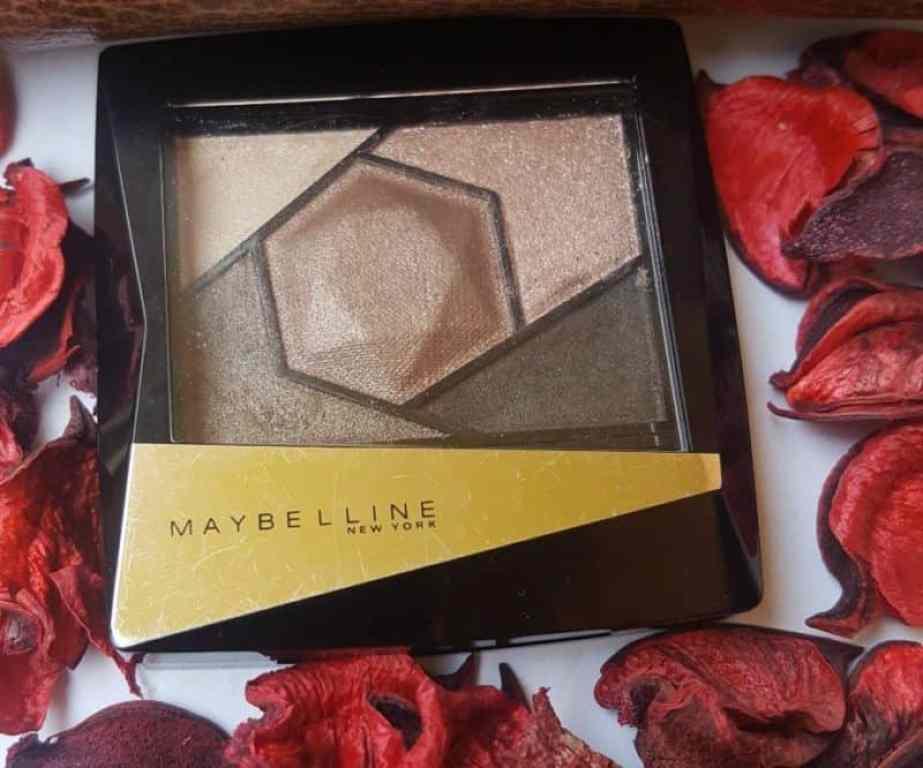 Maybelline Color Sensational Eyeshadow Palette Rose Quartz Pink
