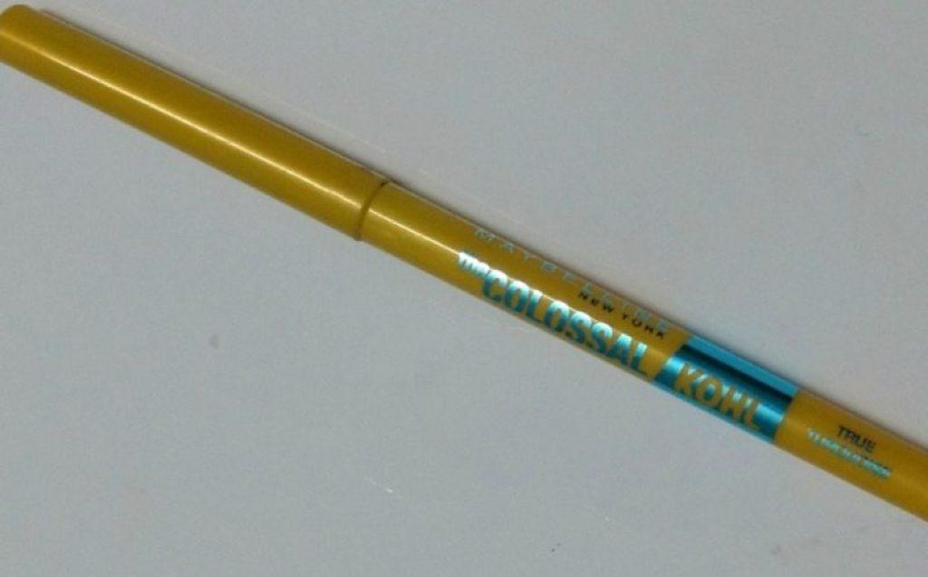 Maybelline Colossal Kajal Turquoise