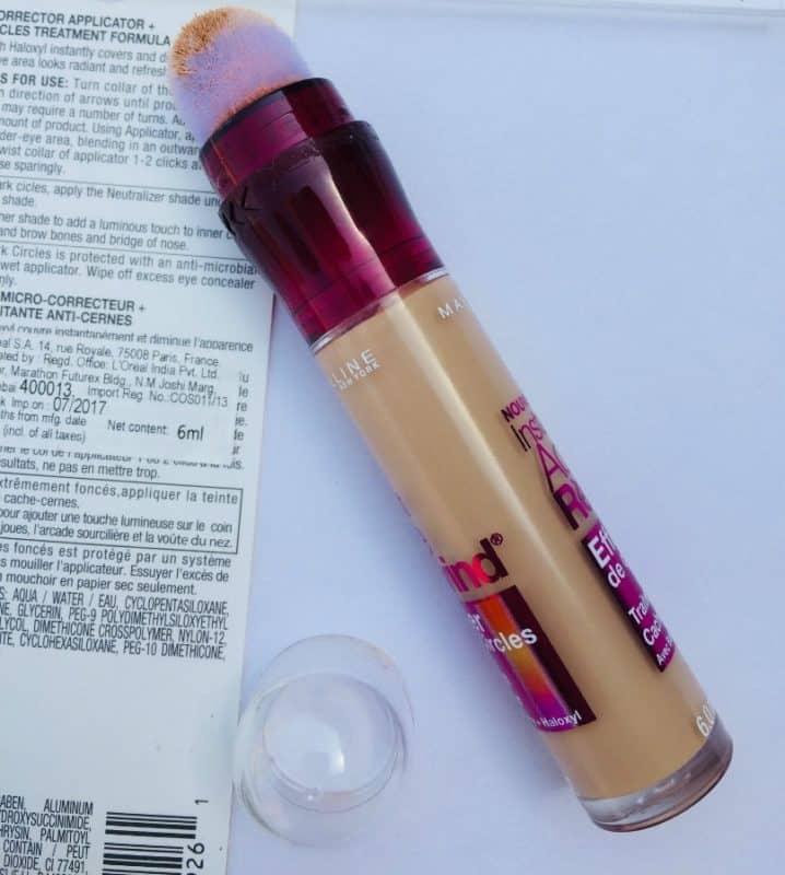Maybelline Instant Age Rewind Eraser Dark Circles Concealer 2