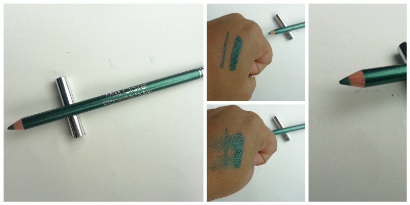Miss Claire Glimmersticks for Eyes Sea Green E-08