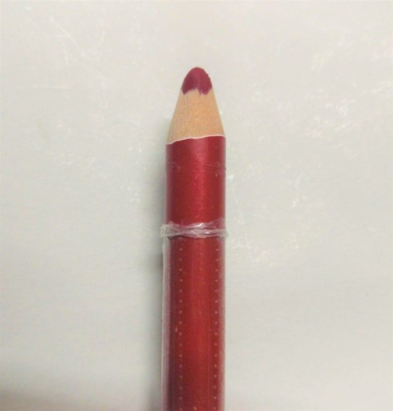 Miss Claire Sense Red Glimmerstick For Lips  1