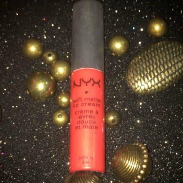NYX Morocco Soft Matte Lip Cream Review