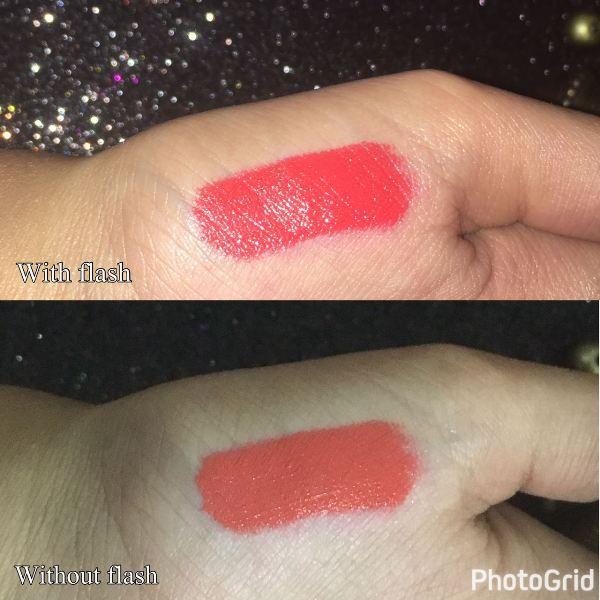 NYX Morocco Soft Matte Lip Cream Review 3