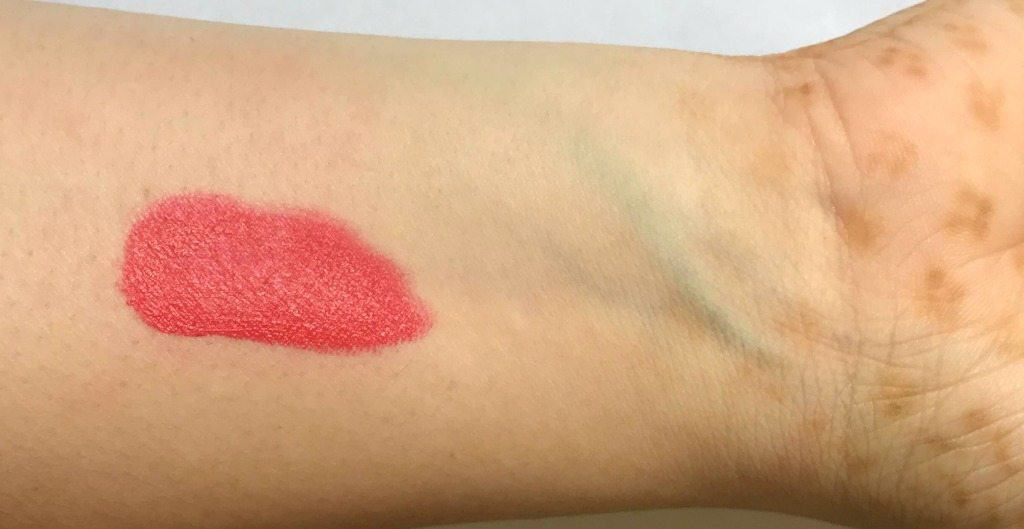 NYX Soft Matte lip Cream 01 Amsterdam Review 4