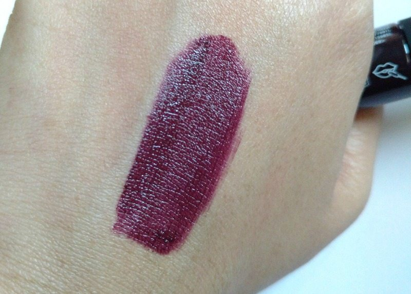 NYX Transylvania Soft Matte Lip Cream 2