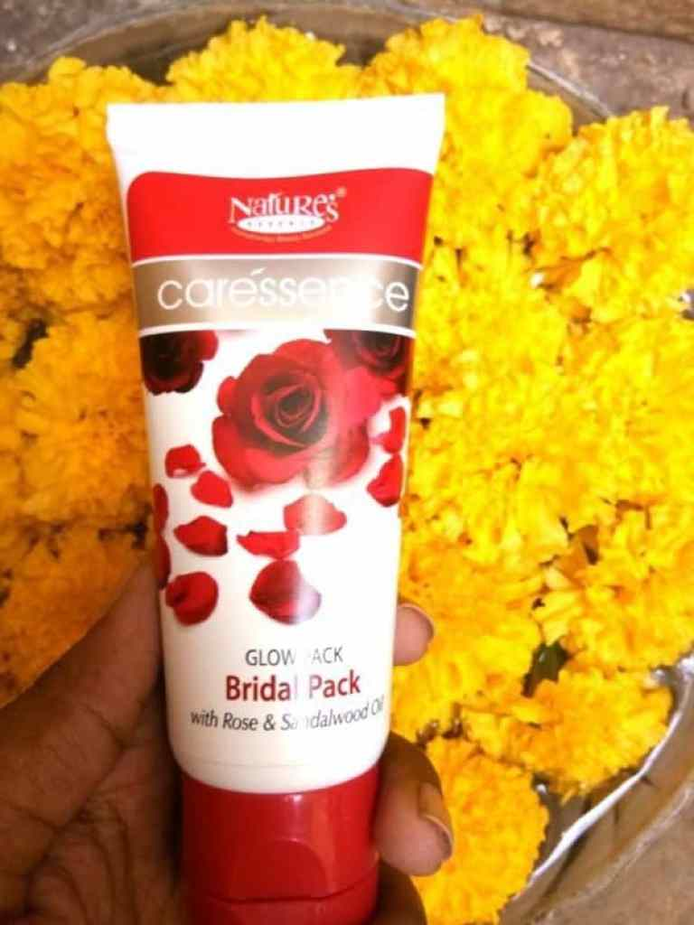 Nature's Essence Caressence Bridal Glow Face Pack