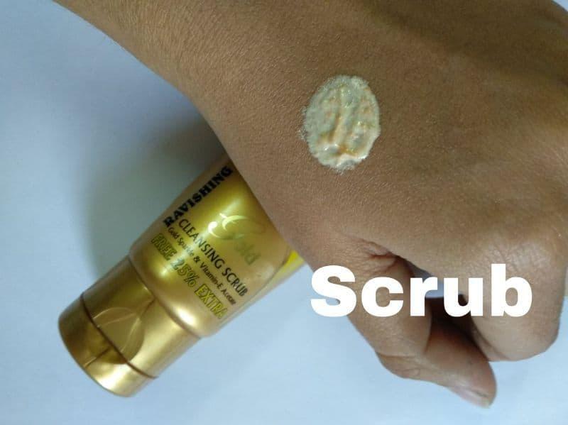 Nature's Gold Facial Kit 7