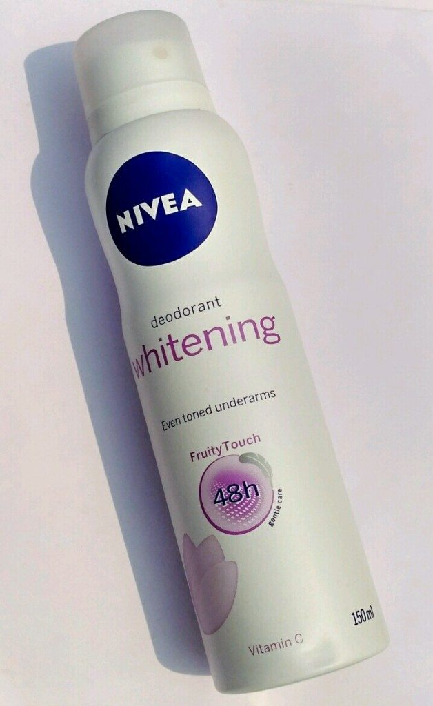 Nivea Whitening Deodorant Fruity Touch Review